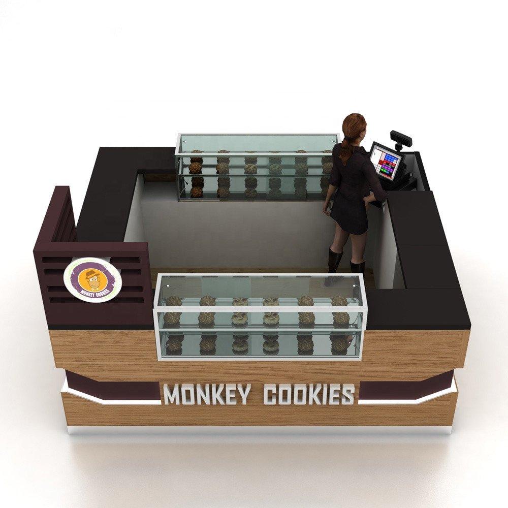 cookies display case