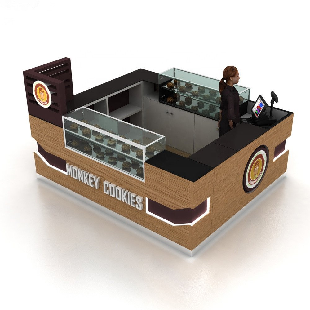 cookies display showcase