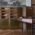 skin care cabinet