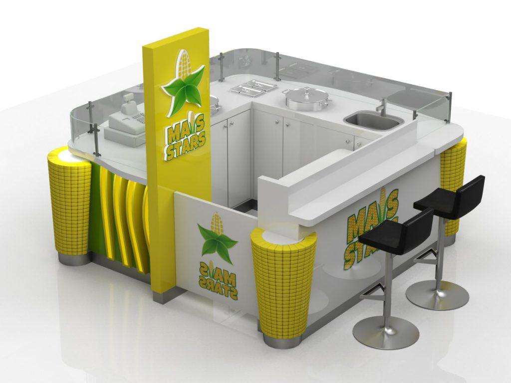 corn cabinet