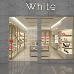 How to design a practical shoe display showcase