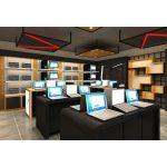 High-grade Display Furniture Design For New Computer Retailing Shops