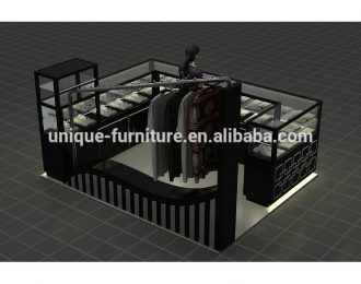 Fashion clothing kiosk deisgn & Unique clothing kiosk for sale