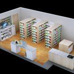 phramacy store design