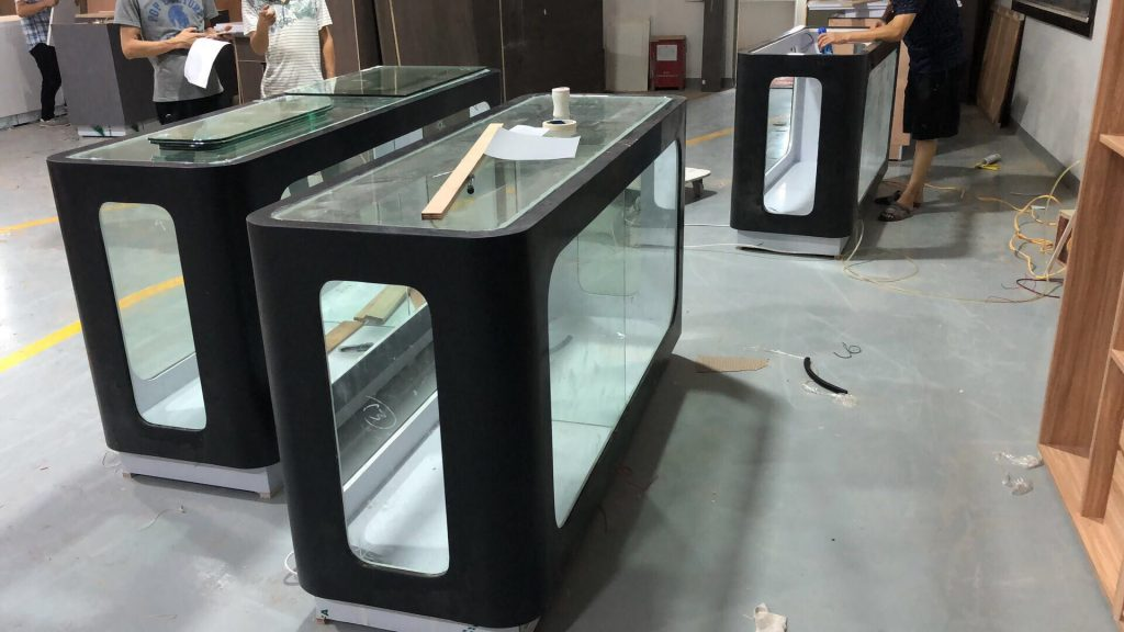 cell phone repair counter