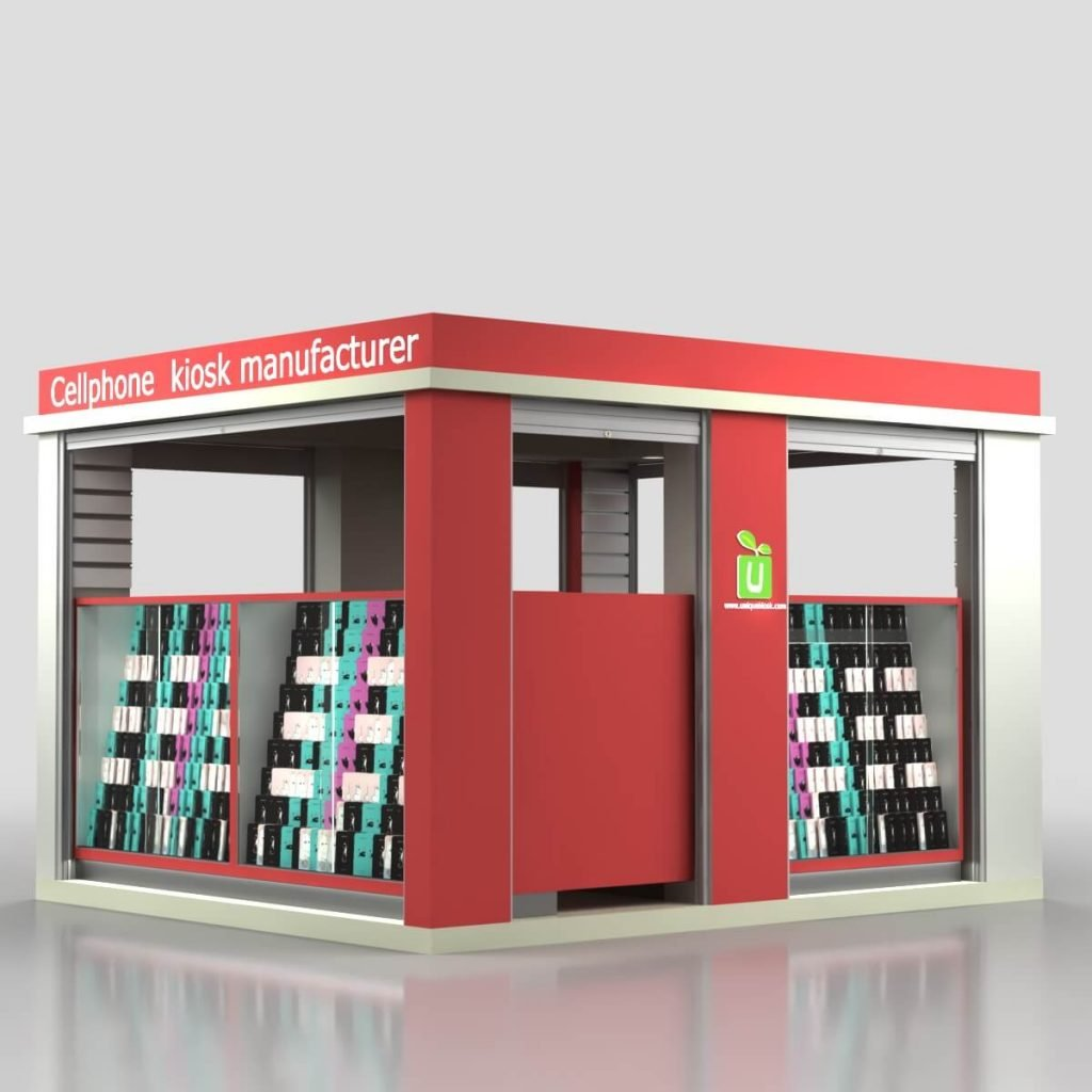 retail booth