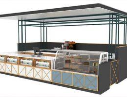 cupcake kiosk design