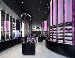 cosmetic store fixtures