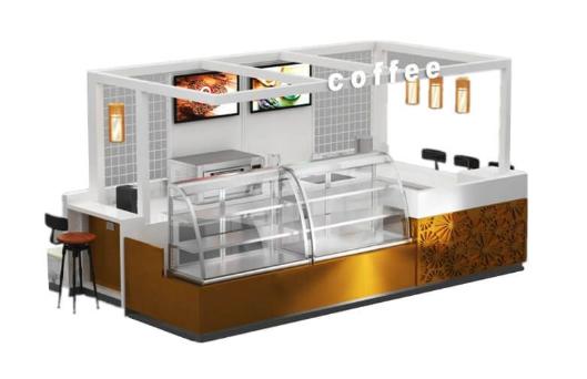 Production of the bakey kiosk