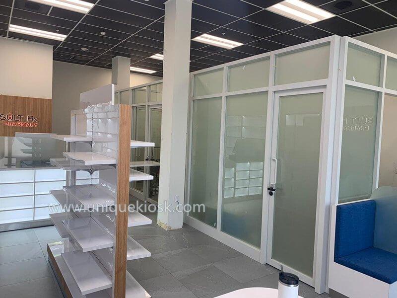 pharmacy store furniture