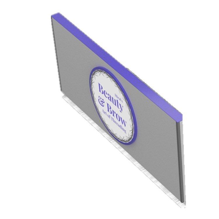LED brand sign