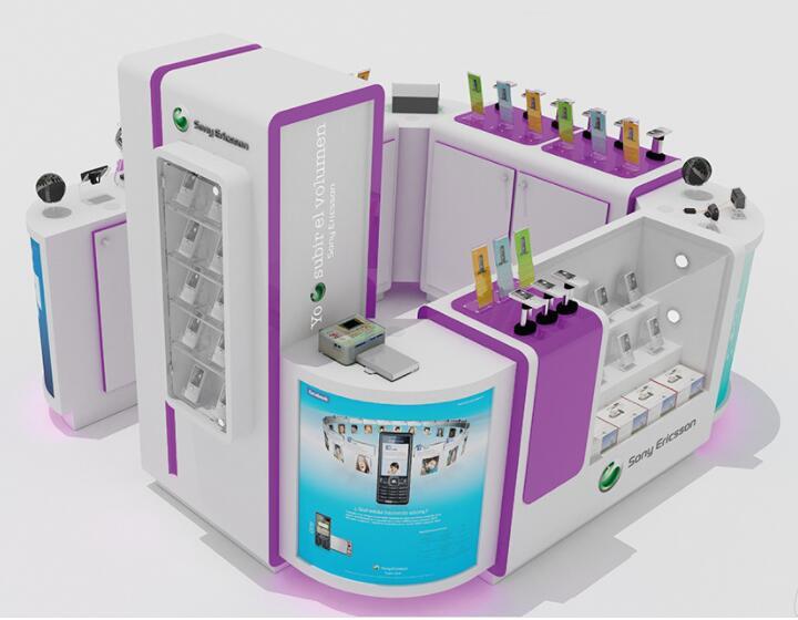 mobile phone showcase