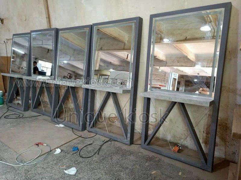 hair display stand