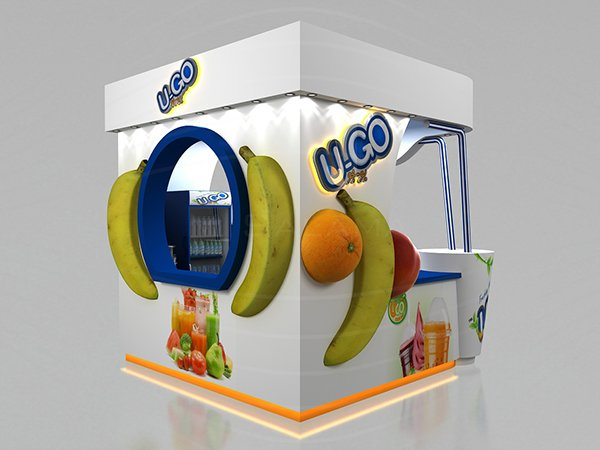 juice booth