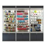 mobile phone cabinet