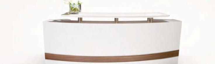 What S The Height Of An Office Reception Desk